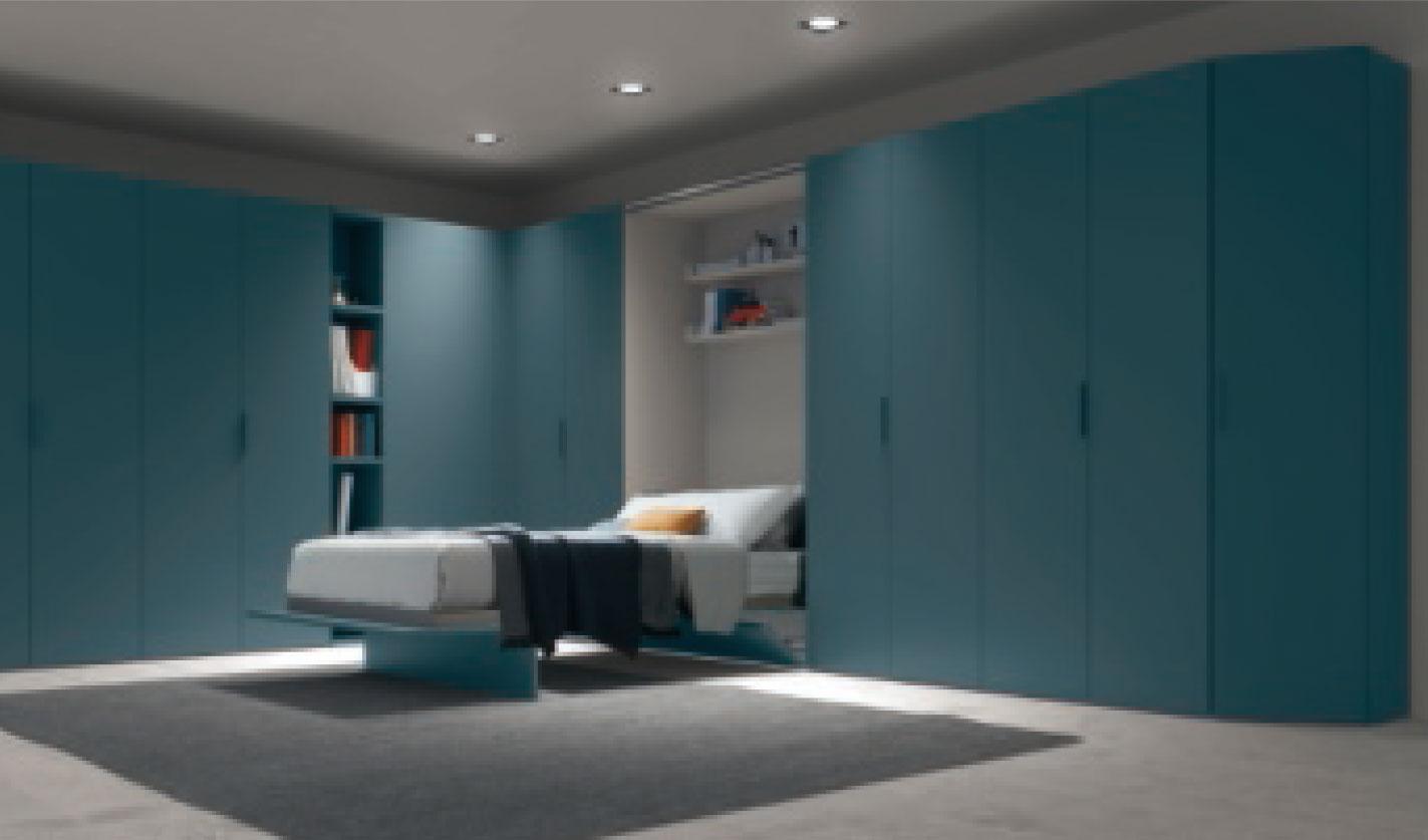 Tv Escamotable Lit dressing-lit-escamotable - meubles aubin